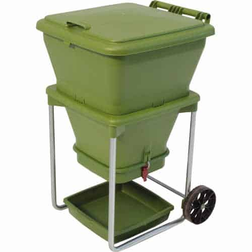 Hungry bin compost bin – the easy way to compost