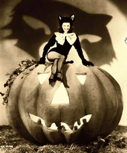 Vintage Pumpkin Photo 2