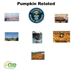 Pumpkin Monday Funday – Pumpkin Related World Records