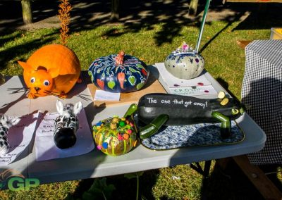 Creations at the 2018 Marton Harvest Festival
