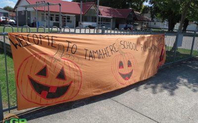 Tamahere School Pumpkin Night