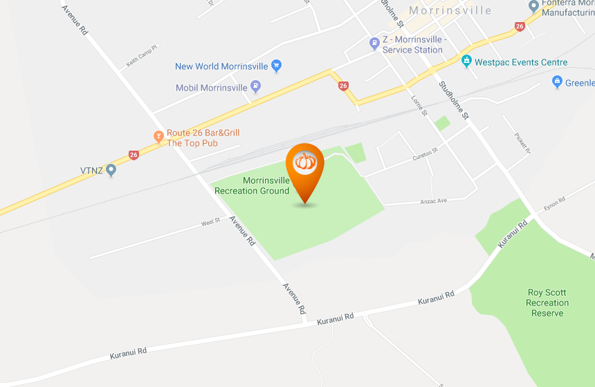 Morrinsville-A&P-Event-Map
