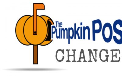 Changes to The Pumpkin Post Newsletter