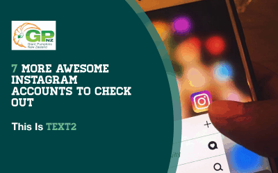 Another 7 Awesome Instagram Accounts to Check Out
