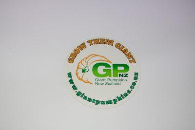 GPNZ Sticker