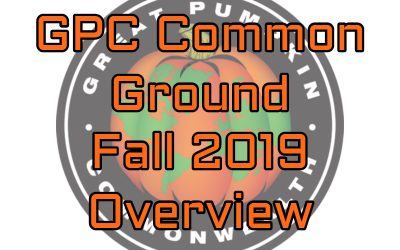 GPC Common Ground Fall 2019 Edition