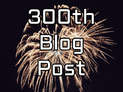 300th Blog Post