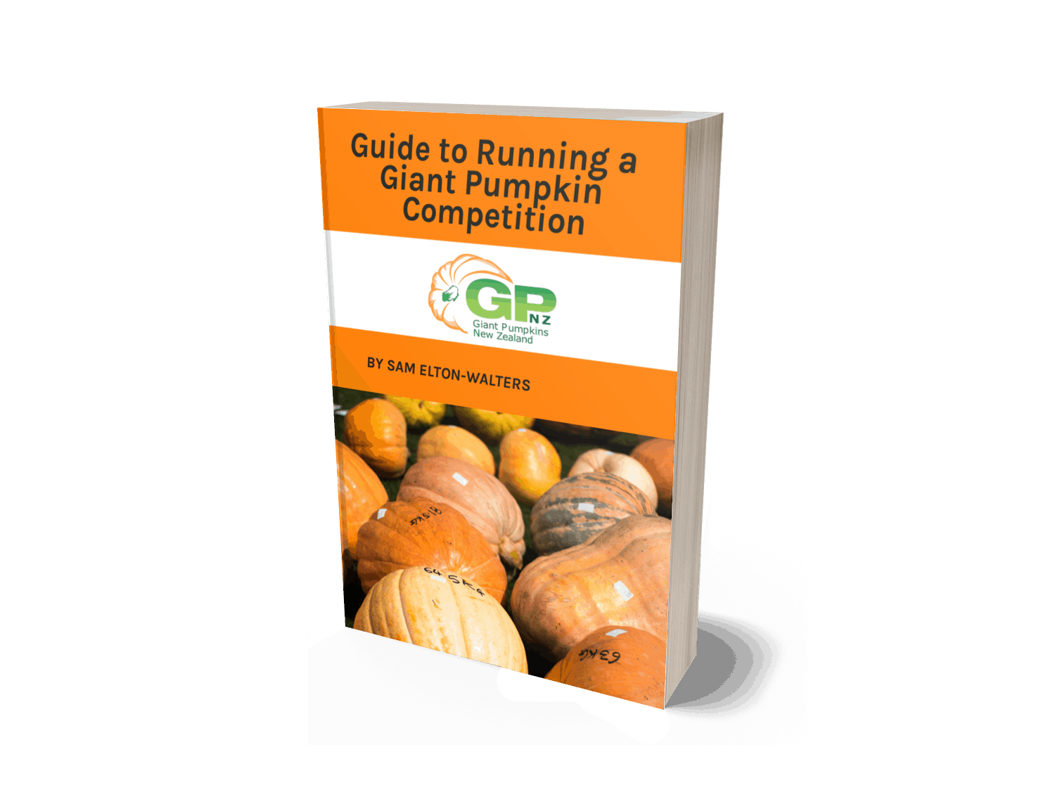 Free Guide to Running a Giant Pumpkin Competition