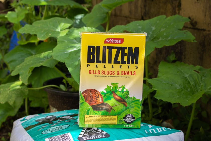 Yates Blitzem Slug and Snail Pellets