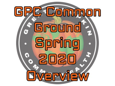 GPC Common Ground Spring 2020 Edition