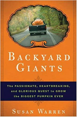 Backyard Giants - Susan Warren Book Cover