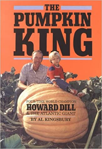 The Pumpkin King - Al Kingsbury Book Cover