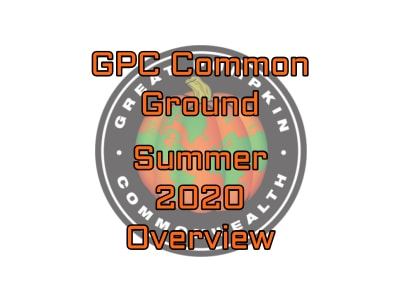 GPC Common Ground Summer 2020 Newsletter Overview